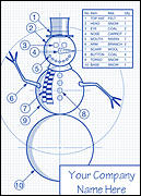 Engineering Snowman